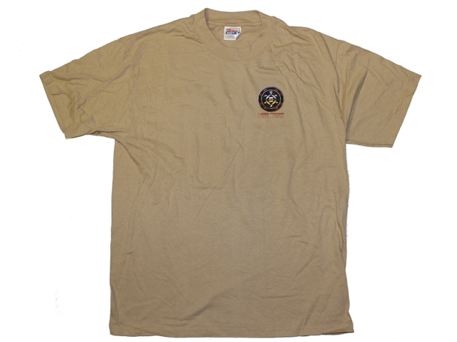 2000 Vibe Tribe Tan T-Shirt