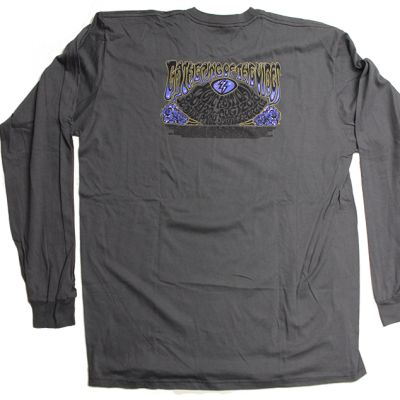 2010 Wood Turtle Grey Long Sleeve