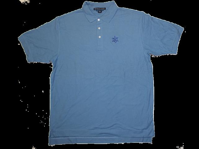 Blue Polo Short Sleeve