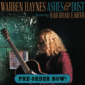 Warren Haynes Album