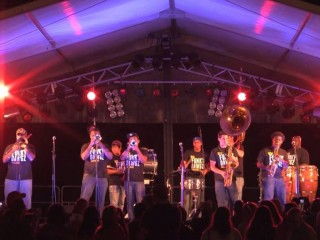 Funky Dawgz Brass Band