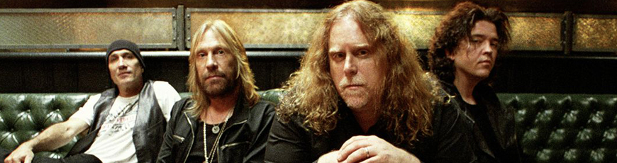 Warren Haynes and Gov't Mule Return to the 18th Annual Gathering of the Vibes Festival